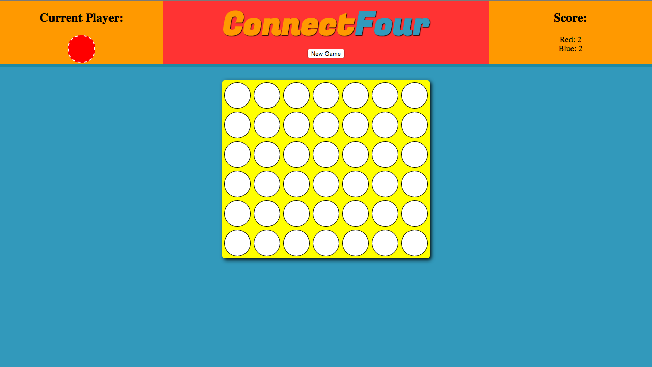 Connect 4 by Nic Small