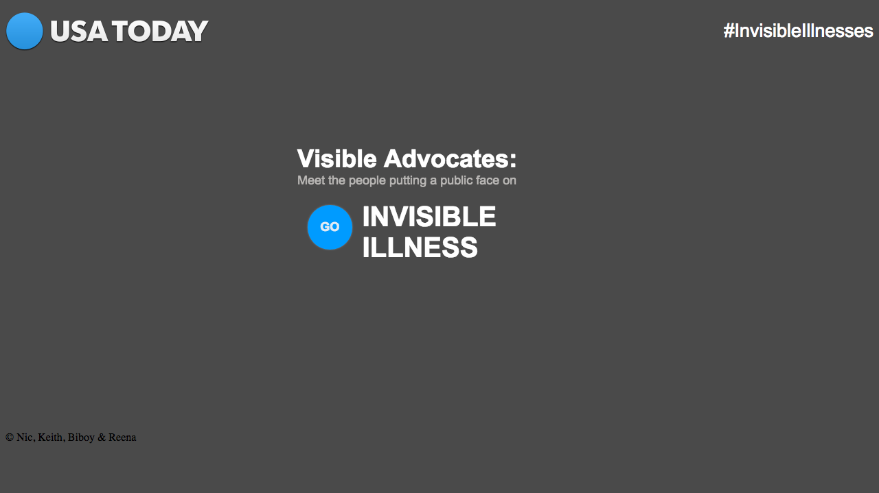 Invisible Illnesses by Keith Knox, Biboy Pratama, Reena Rexrode and Nic Small
