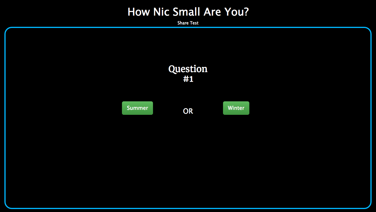 How Nic Are You Image 2